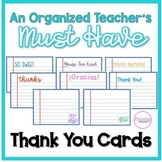Thank You Cards | Thank You Notes