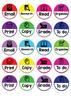 Teacher Organization Stickers
