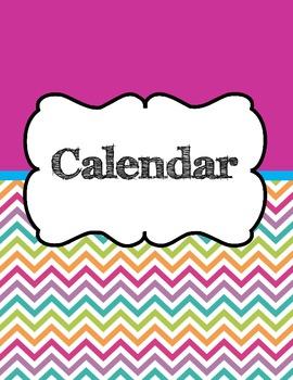 2014-2015 EDITABLE Teacher Organizational Binder