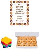 Teacher PBIT Donut Sign