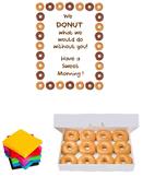 Teacher PBIT Donut Sign