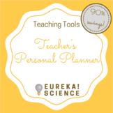 Teacher Personal Planner