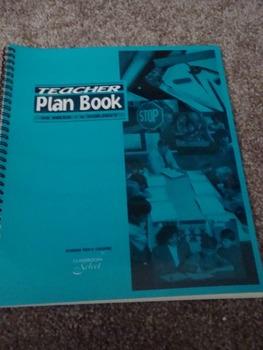 Teacher Plan Book