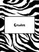 Teacher Plan Book Binder Headings