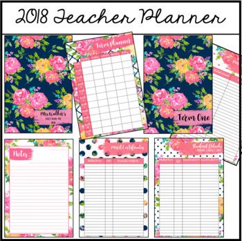 Teacher Planner #2