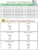 Teacher Planner 2013-2014 {Editable!}