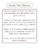 Teacher Planner 2016-17 Purple and Gray Chevron