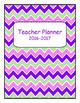 Teacher Planner 2016-2017