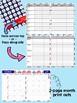 Teacher Planner 2017-2018 - Nautical Theme