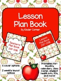 Teacher Planner 2017-2018 – Apple Theme