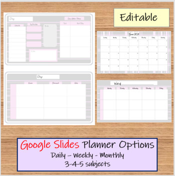 Editable Teacher Binder 2019-2020 Teacher Planner - Disc Planner Happy Planner