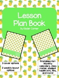 Teacher Planner 2018-2019 – Pineapple Theme