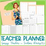 Teacher Planner 2019-2020 - Sassy Teacher - Indoor Recess