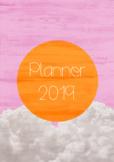 Teacher Planner 2019 Pink Cover 03
