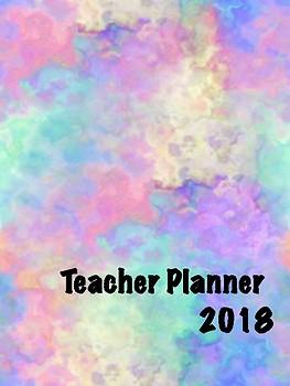 Teacher Planner - All the Colours