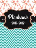 Teacher Planner Anchors Aweigh!