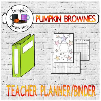 Teacher / Planner / Binder LIFETIME updates! #FrenchTeachersRock