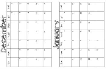 Teacher Planner / Organization Binder: Rotational