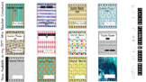 Teacher Planner Covers and Dividers - 12 Designs options!