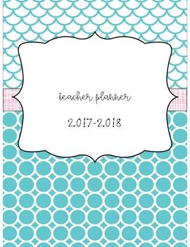 Teacher Planner/Data Binder