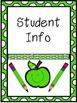 Teacher Planner Dividers