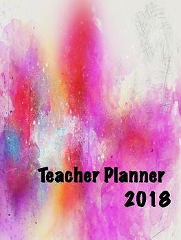 Teacher Planner - Fairy Dust