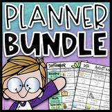 Teacher Planner | Lesson Planner | Lesson Plan 2020-2021 P