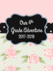 Teacher Planner: Lovely Shabby Chic