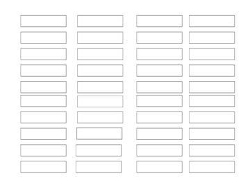 Teacher Planner Mini Post-it Printable