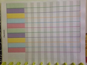 Teacher Planner Notebook