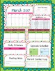 Teacher Planner, Organizer, Gradebook, and more!