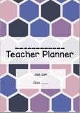 Teacher Planner - PDF
