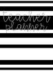 Teacher Planner | Personal Planner | Calendars | {BLANK}