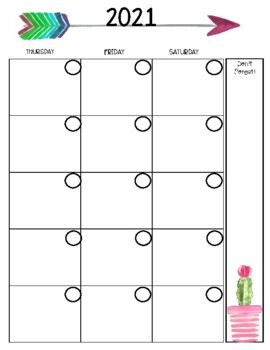 Teacher Planner Self Contained 2018-2019