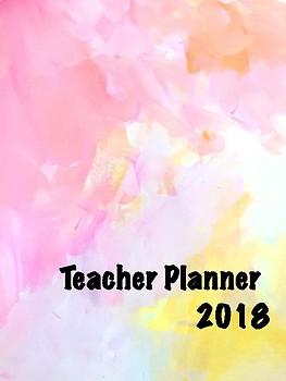 Teacher Planner - Sunrise