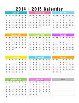 Teacher Planner Supplement Pages