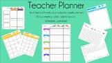 Teacher Planner - Tribal Theme