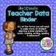 Teacher Planner and Data Bundle