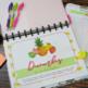 Teacher Planner for Three Preps, Fruit of the Spirit