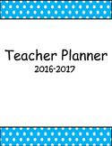 Teacher Planner for Special Education Teachers *Updated*