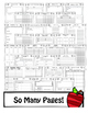 Teacher Planning Binder - So Many Pages! - Just Print and You're Organized!