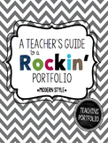 Teacher Portfolio *Modern Edition*