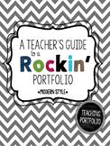 Teacher Portfolio *Modern*
