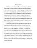 Teacher Portfolio or Tenure Binder Narratives for Impact o