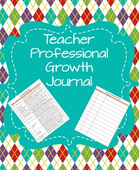 Teacher Professional Growth Journal