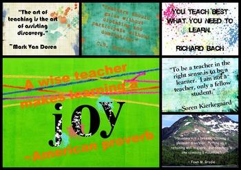 Teacher Quotes Set 5