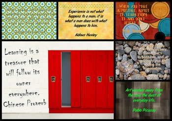 Teacher Quotes Set 6