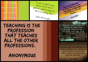 Teacher Quotes Set 7