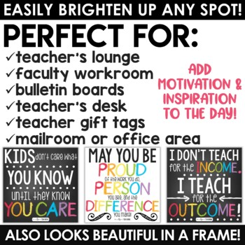 Teacher Quotes {for teachers}