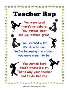 Teacher Rap